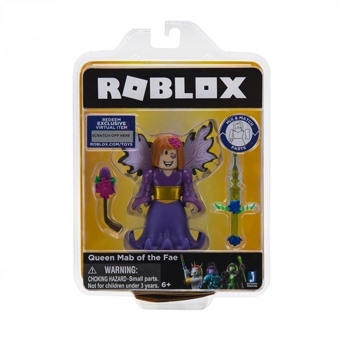 Игровой набор Jazwares Roblox Queen Mab of the Fae ROG0108
