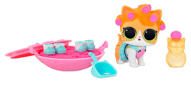 Кукла-сюрприз MGA Entertainment в шаре LOL Surprise Pets, 552093